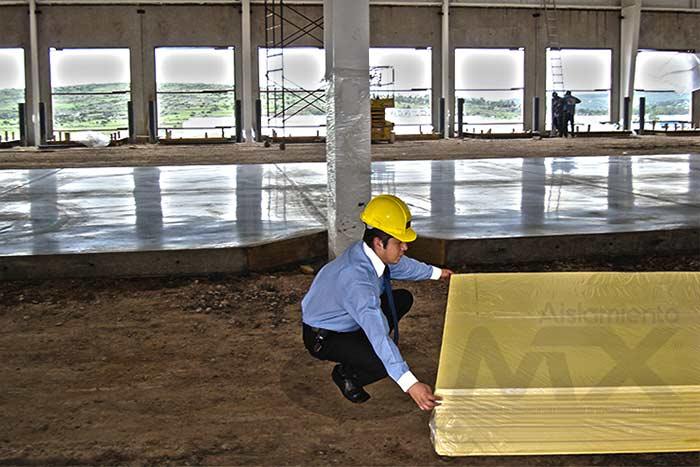 Aislante termico fibra de vidrio lana mineral - Aislamiento termico para casas ...